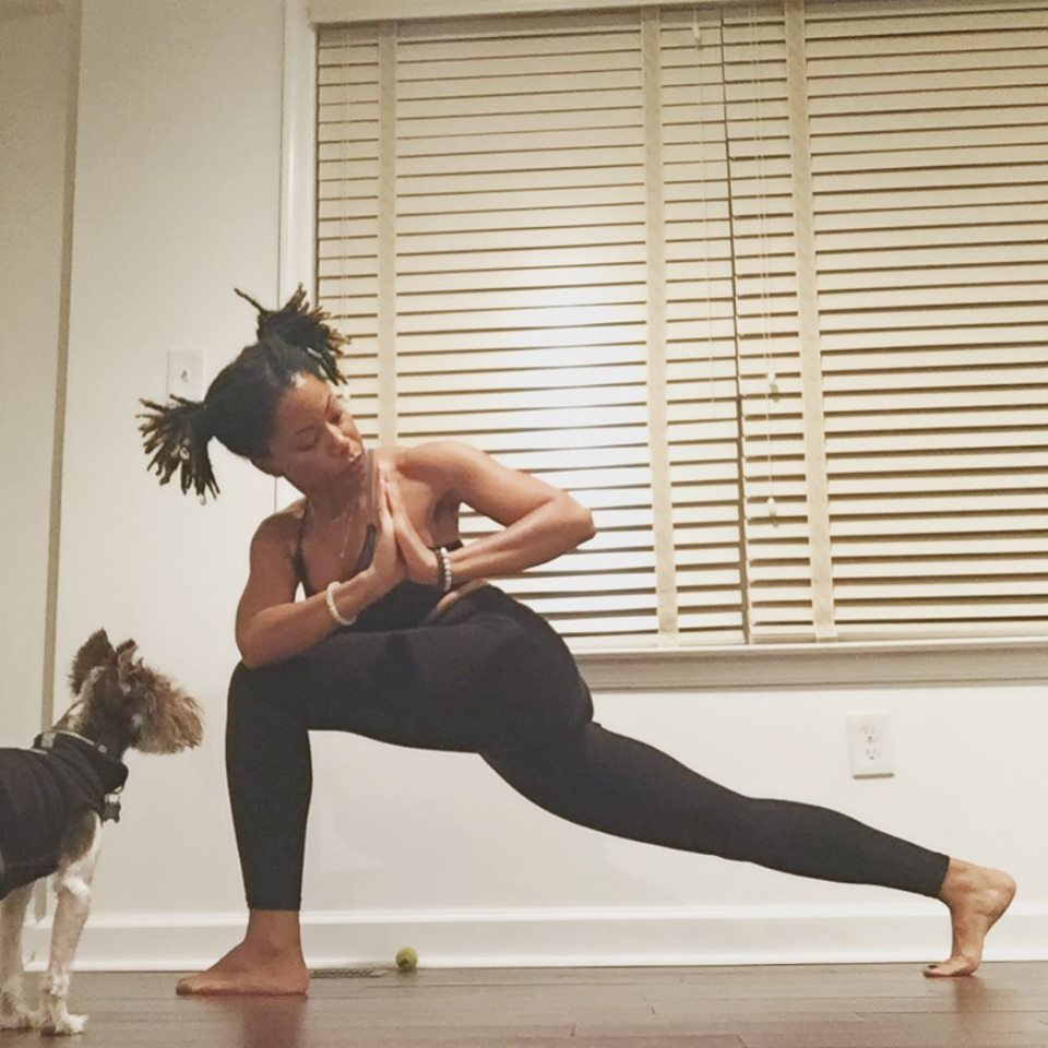 Yoga with Pets
